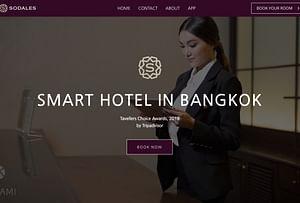 Web Design For Hotels